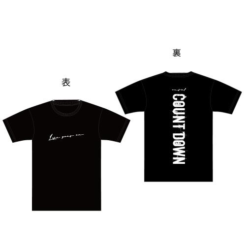 Tシャツ/ONEMAN LIVE TOUR 2019「LiFE GOES ON」
